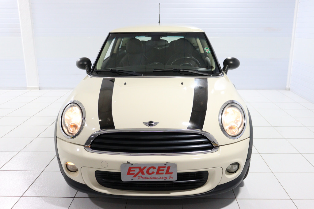 Imagem do veículo MINI COOPER 1.6 ONE 16V GASOLINA 2P MANUAL