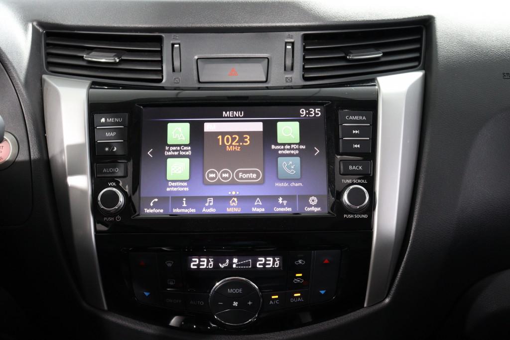 Imagem do veículo NISSAN FRONTIER 2.3 16V BI- TURBO DIESEL LE CD 4X4 AUTOMÁTICO