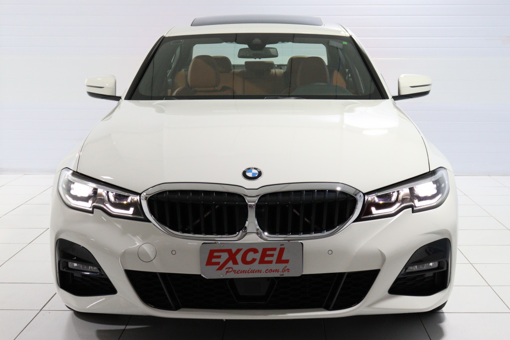 Imagem do veículo BMW 320iM SPORT  2.0 16V TURBO GASOLINA  AUTOMÁTICO