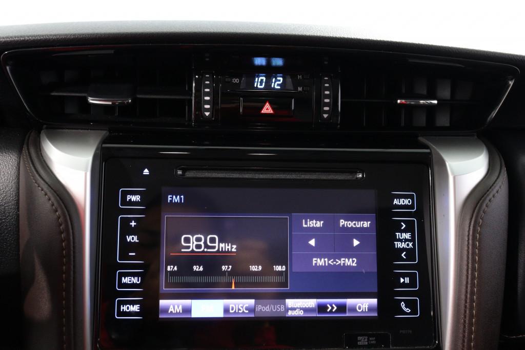 Imagem do veículo TOYOTA HILUX SW4 2.7 SRV 7 LUGARES 16V FLEX 4P AUTOMÁTICO - 7 LUGARES