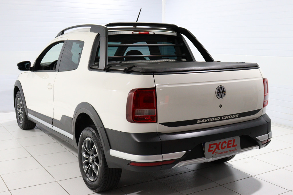 Imagem do veículo VOLKSWAGEN SAVEIRO 1.6 CROSS CD 16V FLEX 2P MANUAL