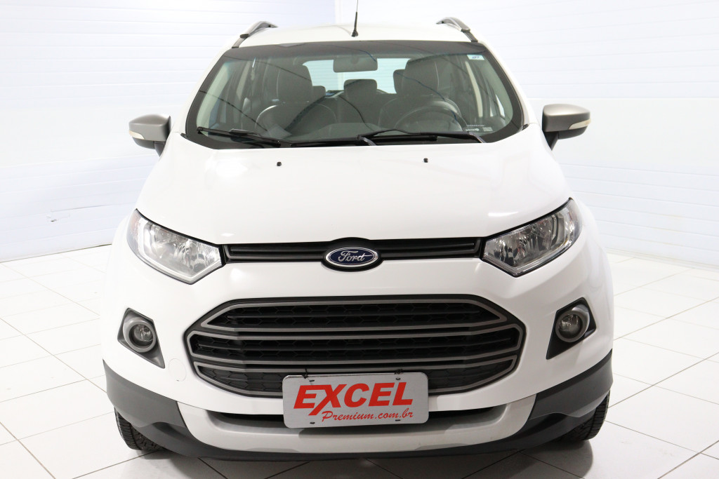 Imagem do veículo FORD ECOSPORT 1.6 FREESTYLE 16V FLEX 4P MANUAL