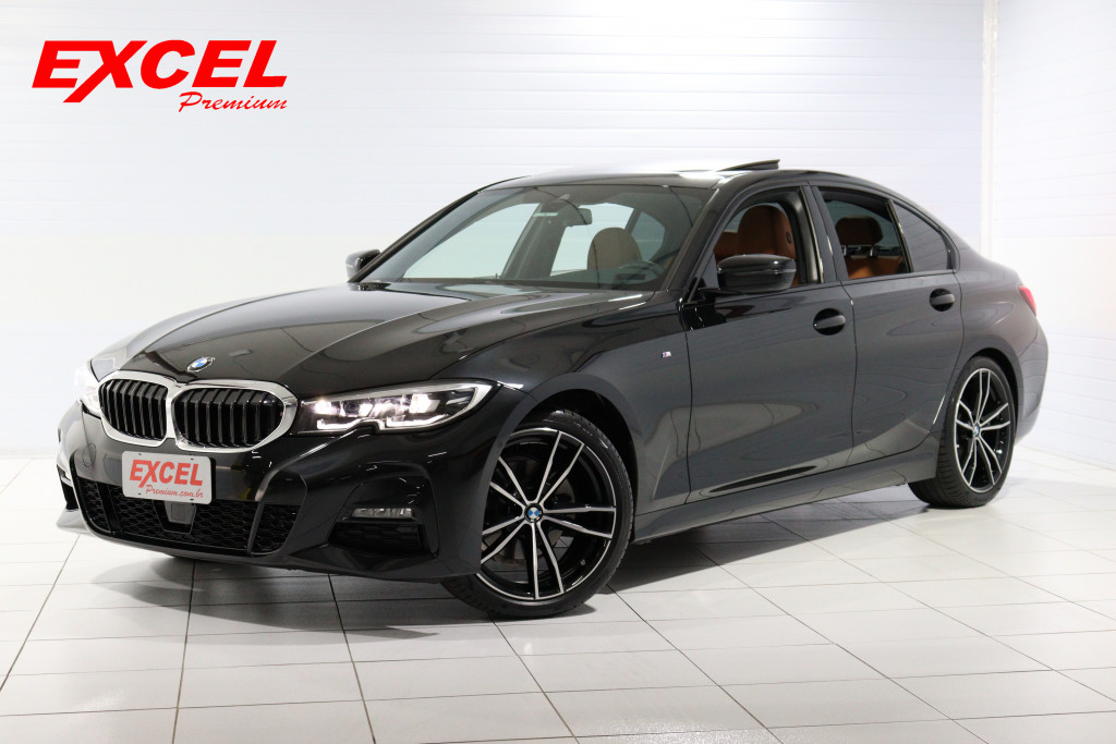 BMW 320i 2.0 16V TURBO GASOLINA M SPORT AUTOMÁTICO