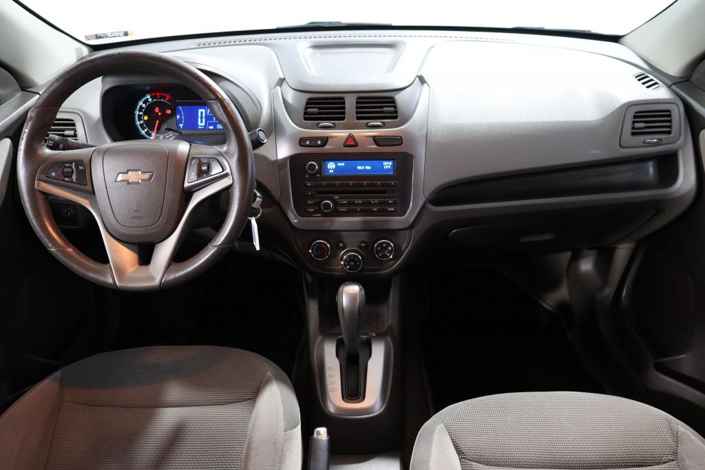 Imagem do veículo CHEVROLET COBALT 1.8 LTZ 8V FLEX 4P AUTOMÁTICO