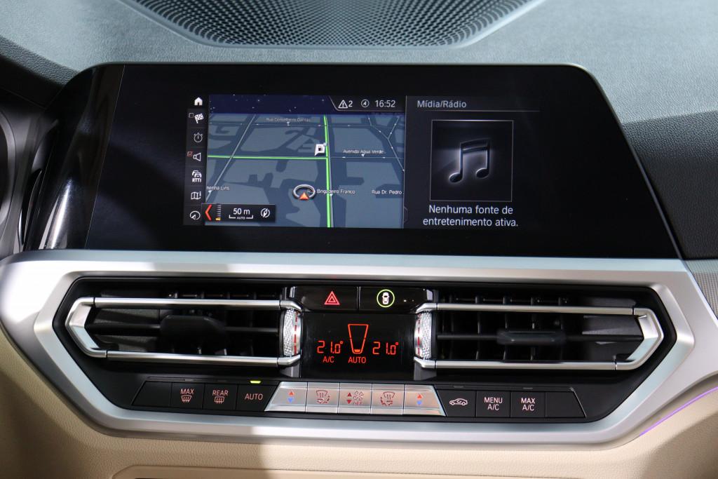 Imagem do veículo BMW 330i 2.0 16V TURBO GASOLINA SPORT AUTOMÁTICO