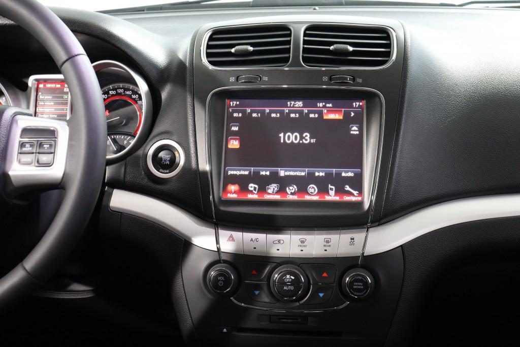 Imagem do veículo DODGE JOURNEY 3.6 SXT V6 GASOLINA 4P AUTOMÁTICO  7 LUGARES
