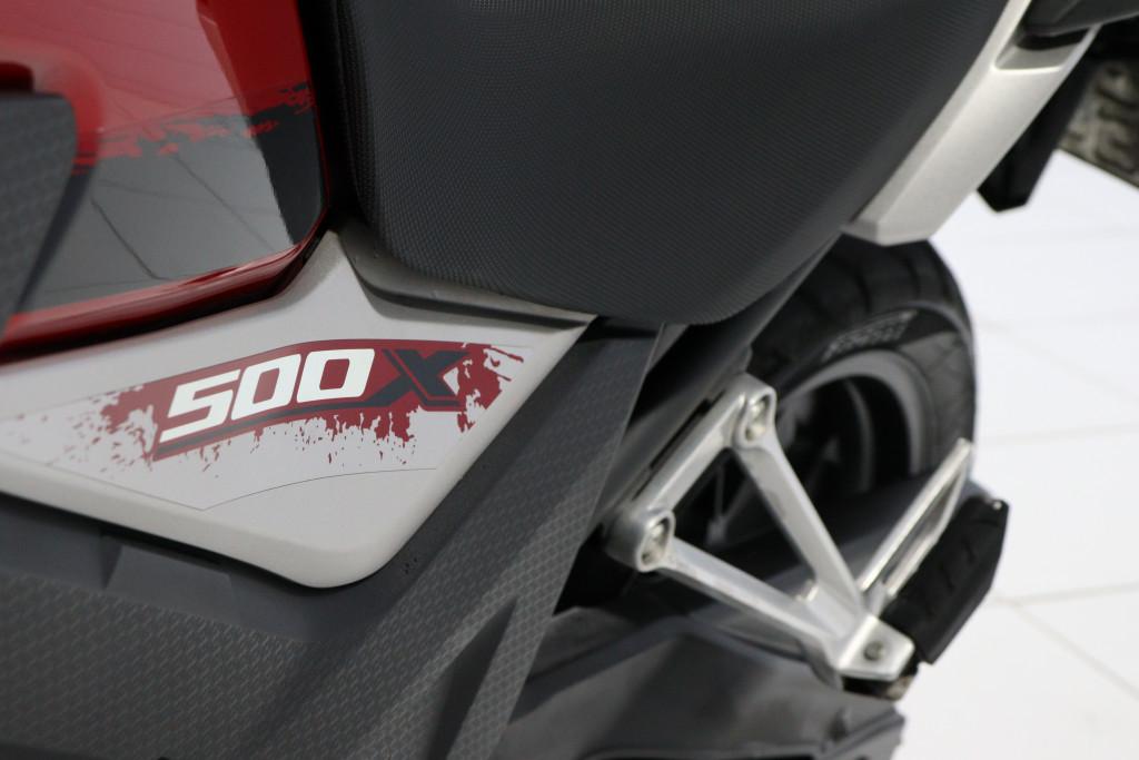 Imagem do veículo HONDA CB 500X