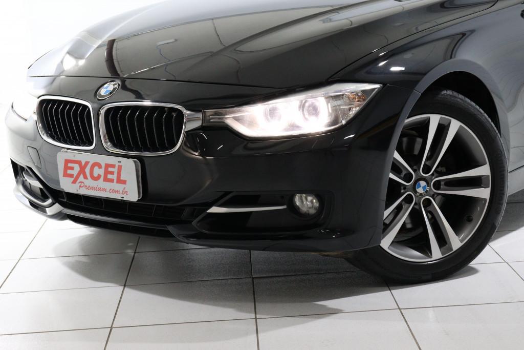 Imagem do veículo BMW 328i 2.0 SPORT SEDAN 24V GASOLINA 4P AUTOMÁTICO