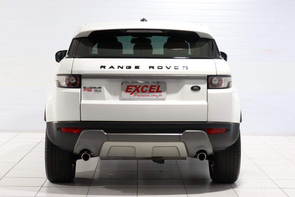 Imagem do veículo LAND ROVER RANGE ROVER EVOQUE 2.0 PURE TECH 4WD 16V GASOLINA 4P AUTOMÁTICO
