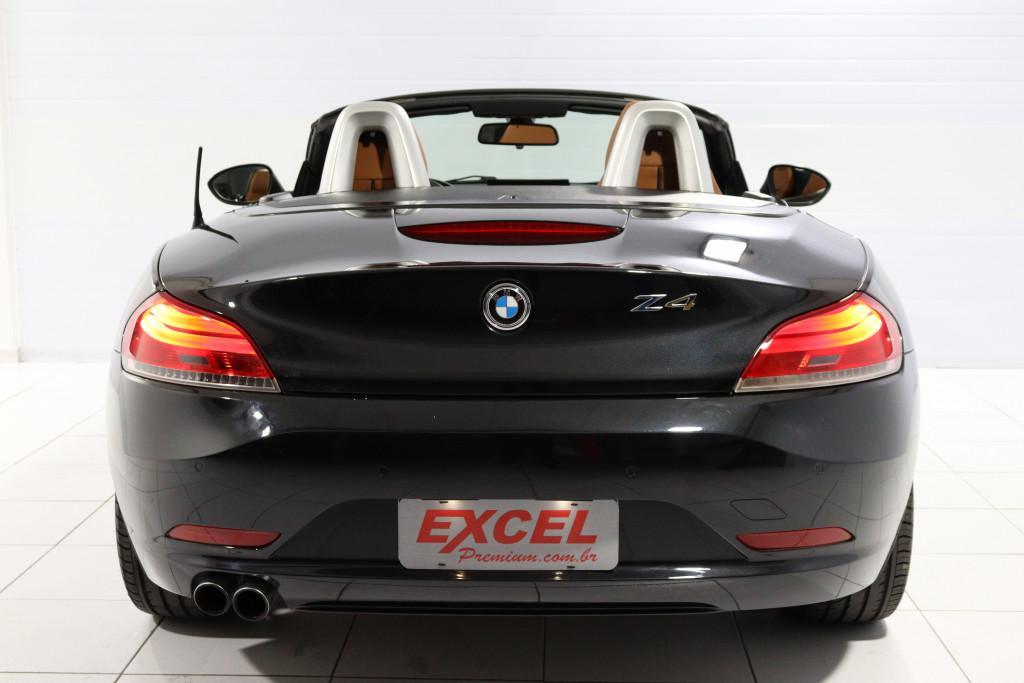 Imagem do veículo BMW Z4 2.0 ROADSTER 20I 24V GASOLINA 2P AUTOMÁTICO