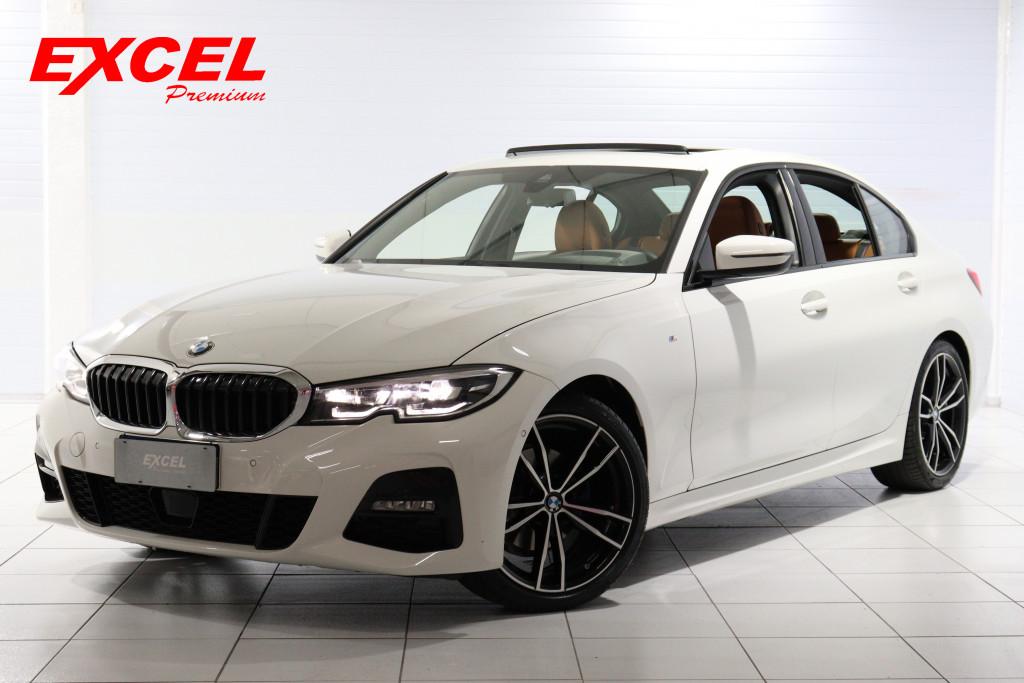 BMW 320i 2.0 M SPORT GP 16V TURBO ACTIVE FLEX 4P AUTOMÁTICO