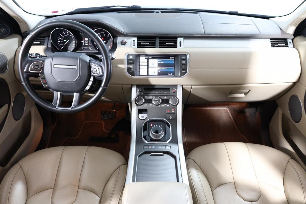 Imagem do veículo LAND ROVER RANGE ROVER EVOQUE 2.0 PURE 4WD 16V GASOLINA 4P AUTOMÁTICO