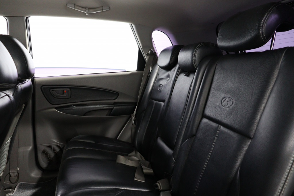 Imagem do veículo HYUNDAI TUCSON 2.0 MPFI GL 16V 142CV GASOLINA 4P AUTOMÁTICO