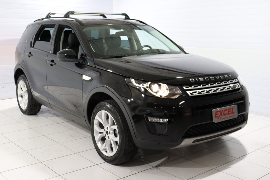Imagem do veículo LAND ROVER DISCOVERY Sport Hse 2.0 4x4 Diesel 7 lugares