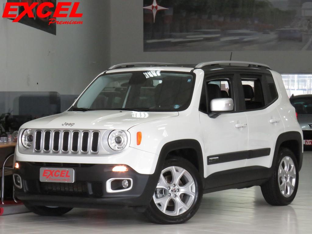 Jeep Renegade 1 8 Flex Limited 4p Em Curitiba Excel Premium