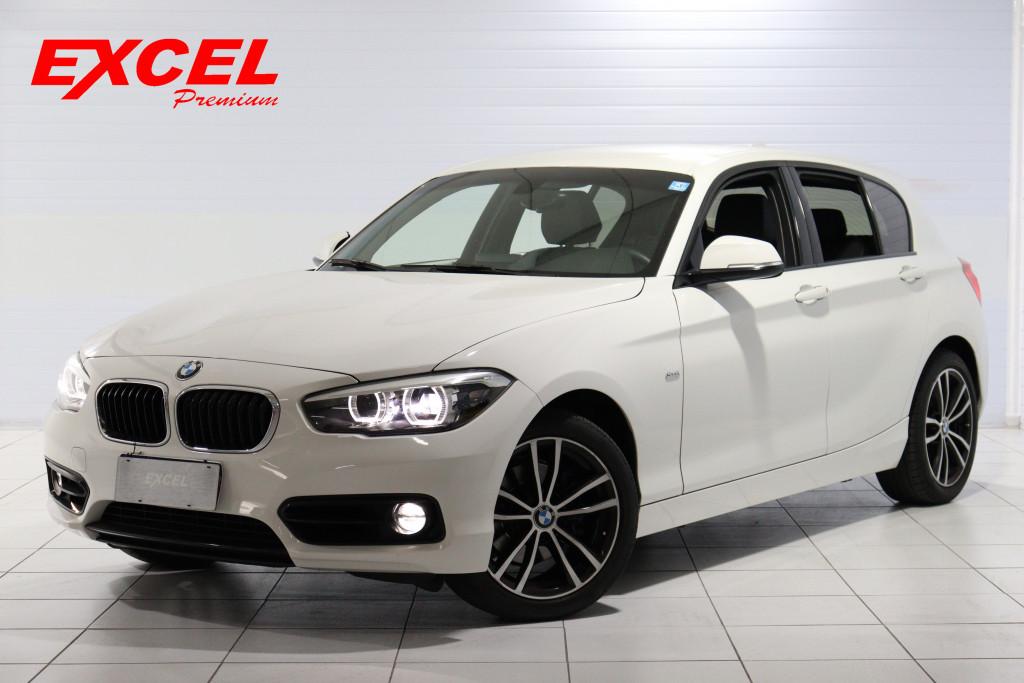Imagem do veículo BMW 120i 2.0 16V GASOLINA SPORT 4P AUTOMÁTICO
