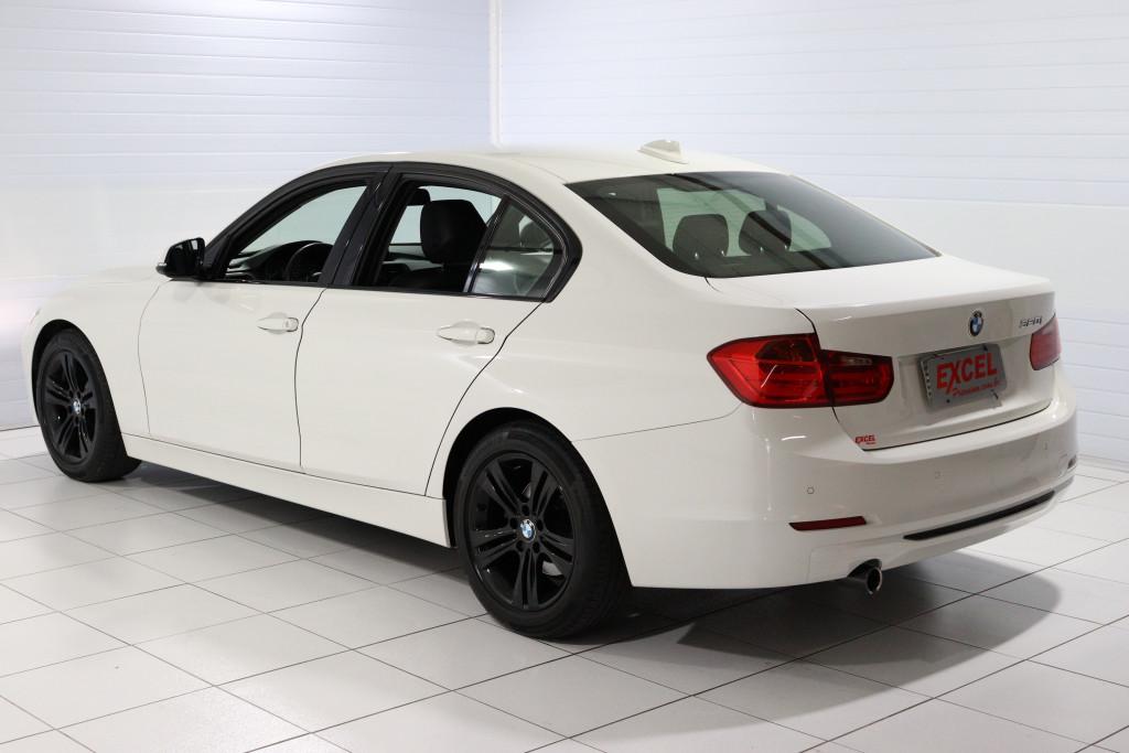 Imagem do veículo BMW 320i 2.0 16V TURBO ACTIVE FLEX GASOLINA 4P AUTOMATICO