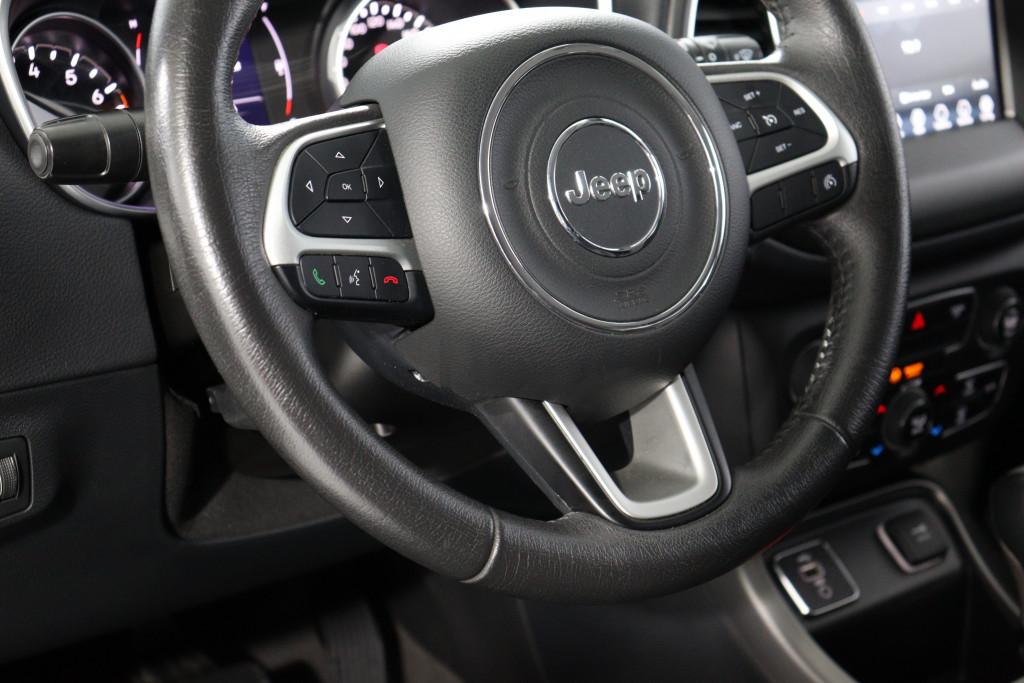 Imagem do veículo JEEP COMPASS 2.0 16V FLEX SPORT AUTOMÁTICO